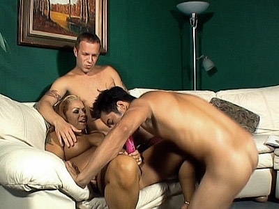 Bisexual Anal Romping