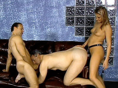 Bisexual Ass Pounding